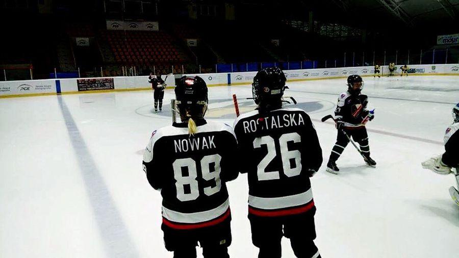 Hockey Ice Hockey HockeyGirls Sport Matchday First Eyeem Photo