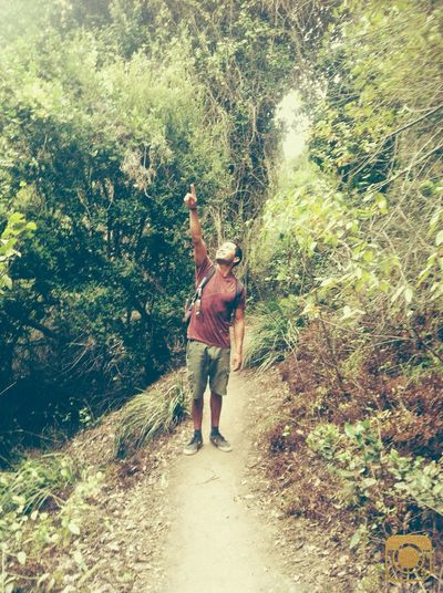 Trekking 🚶🏃🌲🌳🍁🍃🍂 Hello World That's Me Paisaje Natural Excercising