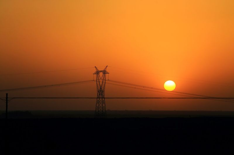 日落 Sunset