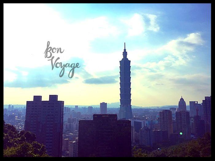 台北101,象山步道。 Taking Photos Hello World Taipei 101 象山步道 台北101 Enjoying Life BonVoyage
