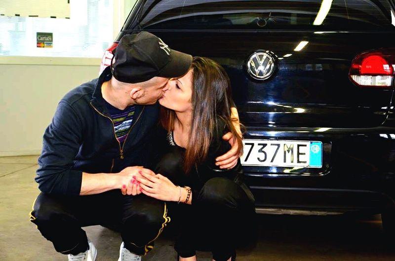 First Eyeem Photo Eye4photography  EyeEm Best Shots Happy Smile Love Golf Wolkswagen  Mk6 Instagood