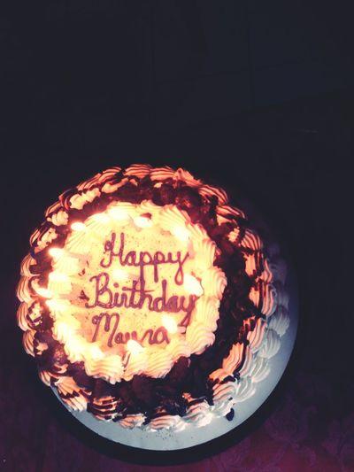Happy 16th birthday to me 😁🎉 16 Years Today Icecream Cake Finally Golden Birthday Happy Birthday!