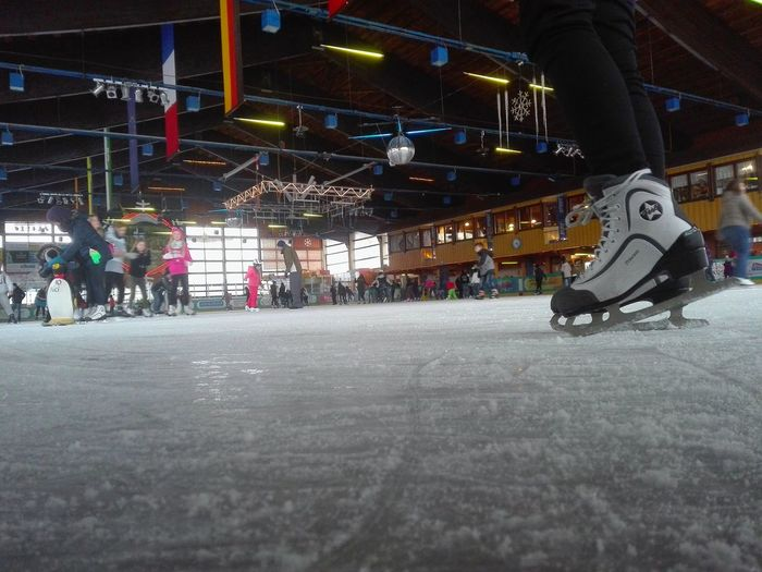 Snap a Stranger Indoors  Skatesession Winter Ice People No Filter, No Edit, Just Photography Snow ❄ Skating Eyeem Market EyeEm Gallery EyeEm Best Shots Eyeem Collection Eyeemphotography Communication Cold Temperature Light And Shadow Snow Frozen New Perspective No Edit/no Filter Low Angle View Deutschland My Year My View waiting game Snow Sports Women Around The World