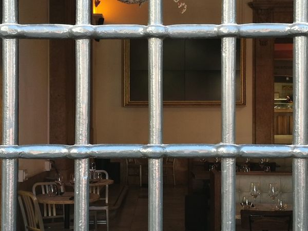 Metal Prison Indoors  Close-up No People Prisoner Law Security Bar Day Confined Space