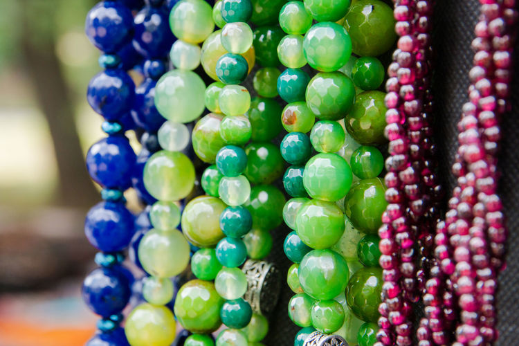 colorful beads Abundance Backgrounds Bead Choice Close-up Day Focus On Foreground Food Food And Drink Freshness Full Frame Green Color Indoors  Large Group Of Objects Multi Colored No People Selective Focus Sphere Still Life Variation