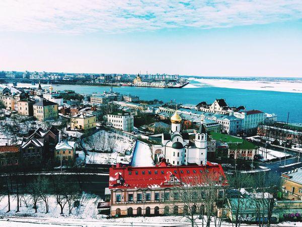 Russia Novgorod Winter