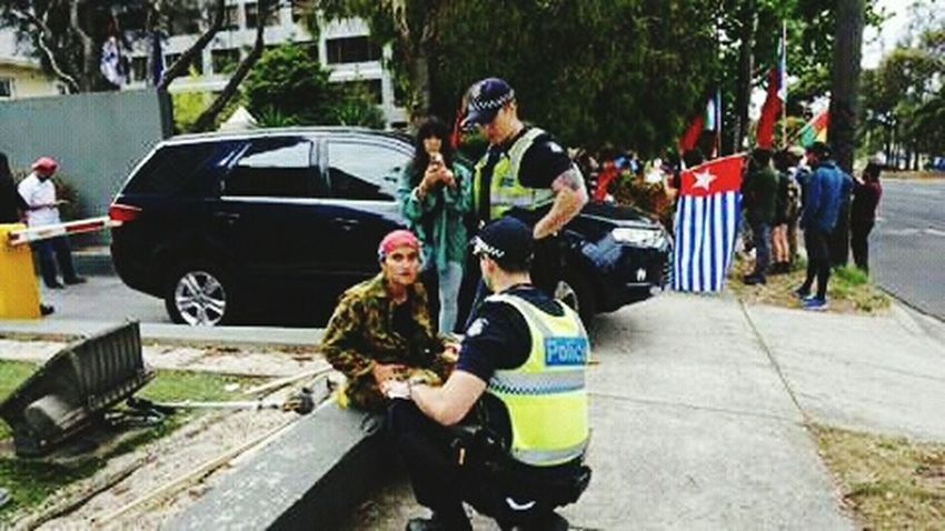 Togetherness Teamwork Patriotism West Papua Want To Free Of Indonesia Colonial. Papua Free Of Indonesia Colonial West Papua Flag West Papua Politic Of Freedom West Papua People Countrylife Social Issues Australia Giving Suport For West Papua Self Determination.