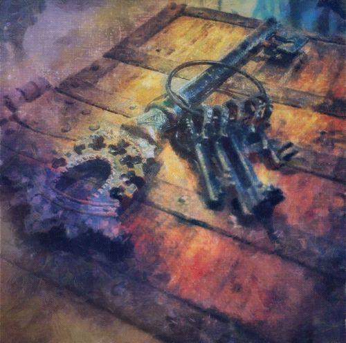 The Press- Treasure NEM Submissions Show Me Your Keys