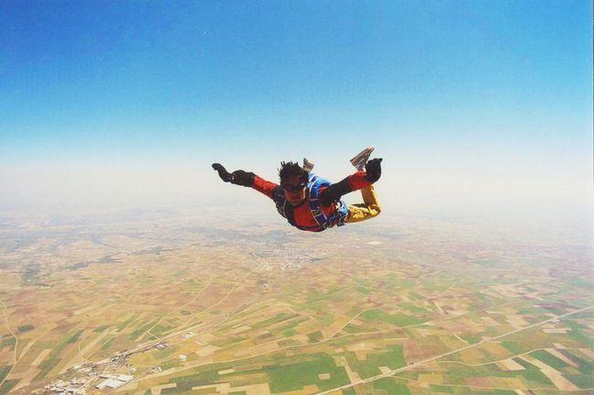 Adventure Lifestyles Landscape Skydive Skydiving Sport