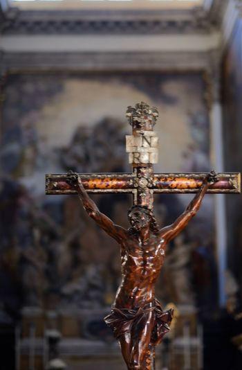 Jesus cross in