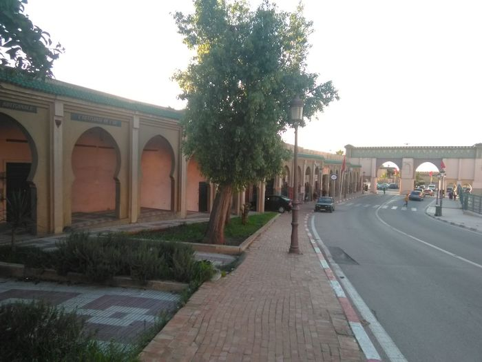 The Arches That Are Famous For The Arab Architecture Famous Place The Arches Arab Architecture