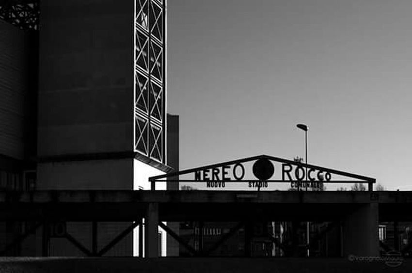 Football Stadium Blackandwhite Photography Calcio Streetphotography Trieste TriesteSocial Nereo Football Calcioitaliano Calcio Nereo Rocco Stadio Arena