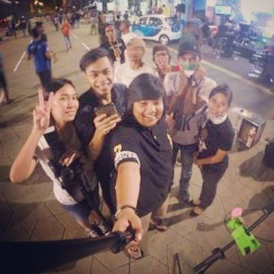 Couldn't afford a GoPro , so downloaded the app and used my friend's .. Vscocam VSCO Gopro Genjibuskers