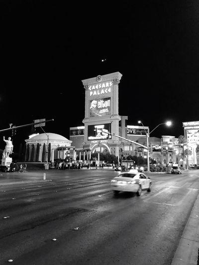 Night Architecture Black&white Black And White Black And White Photography Black & White Cityscape Lasvegas
