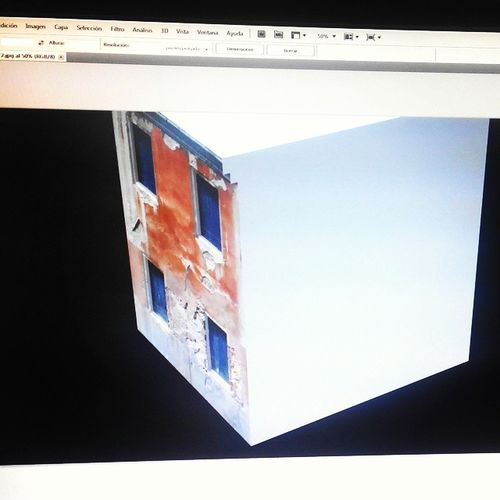 My first recal on CAD less than 2 hours CAD Ortofoto HD Frontside by @nunotecnologias REALPOWER :)
