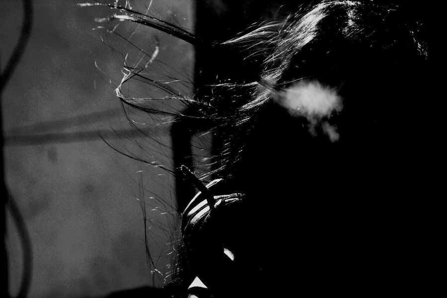 Silhouette Blackandwhite