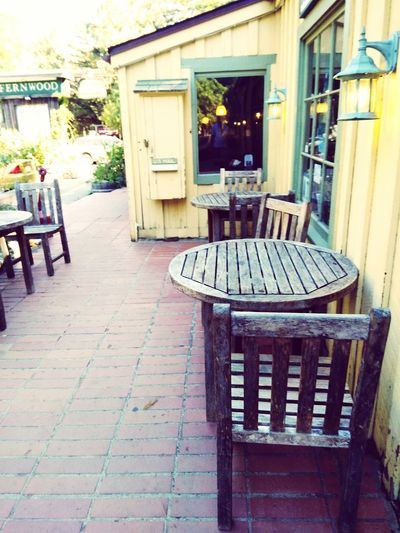 Chair Door No People Table Outdoors Architecture Building Exterior Day Built Structure Rustic Coffee Shop Coffeeshop