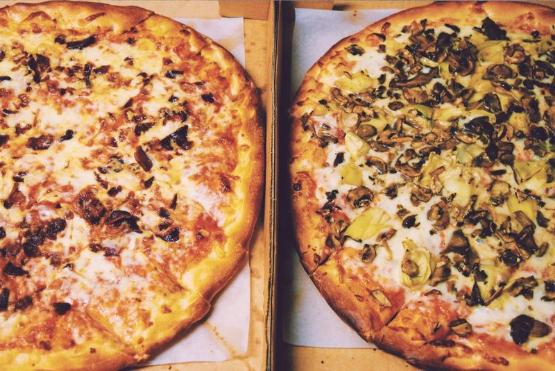 Show Us Your Takeaway! Pizza Food Foodie Togo Eat