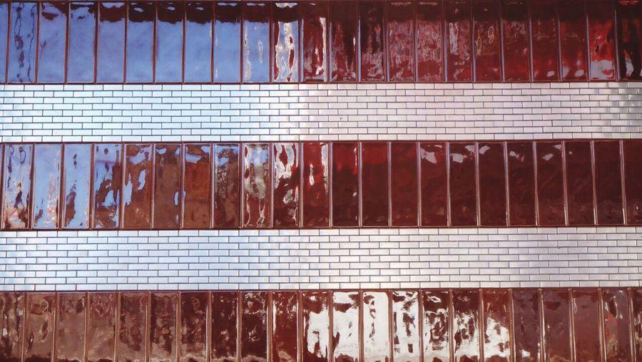 Pattern Covering Wall Urban Geometry Sydney