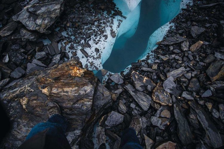 Worthington Glacier Alaska Richardson Hwy Valdez, Ak Glacier Hiking Outdoors Blue Nikonphotographer Nikon D7200 Wide Angle Nature