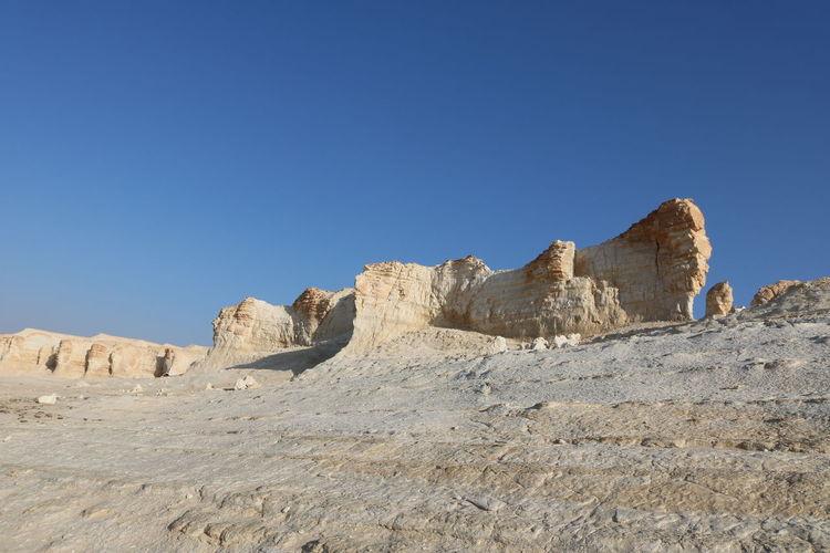Al-dahik desert reserve in jordan