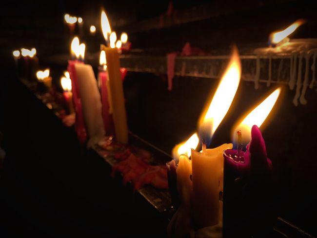 Candles Light And Shadow Fire IPhoneography IPhone Iphoneonly