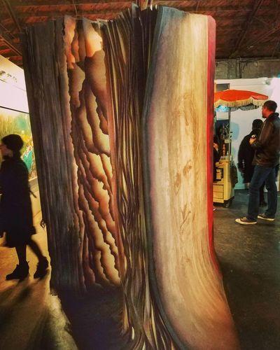 Beauty in destruction Art Art Show Beauty Books BookLovers Bookaholic Bookworm