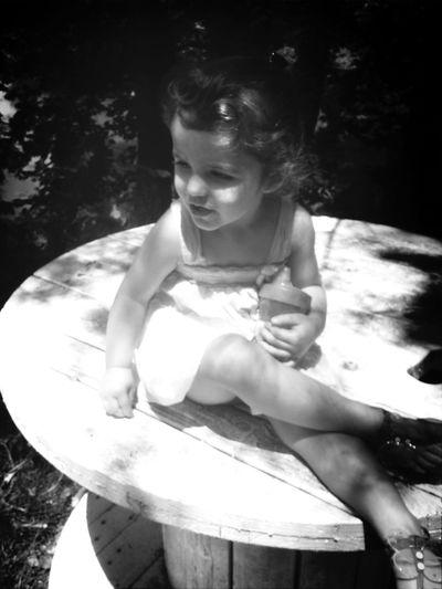 Enjoying Life EyeEm Best Shots - Black + White Liyah