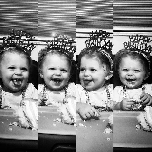 HappyBirthday 1stbirthday MyGIRL Blackandwhite Photography Black&white Black & White Eyemblackandwhite