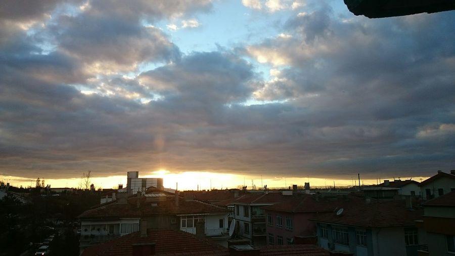 Clouds And Sky Clouds Yht Sun Sunshine Ankara