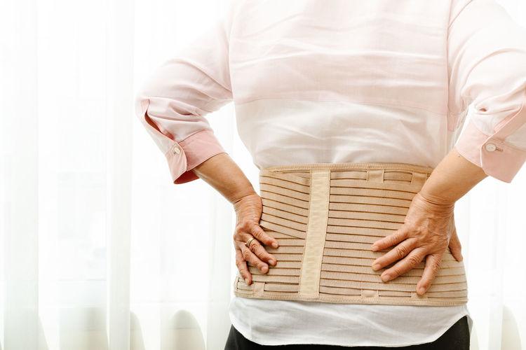 back pain,