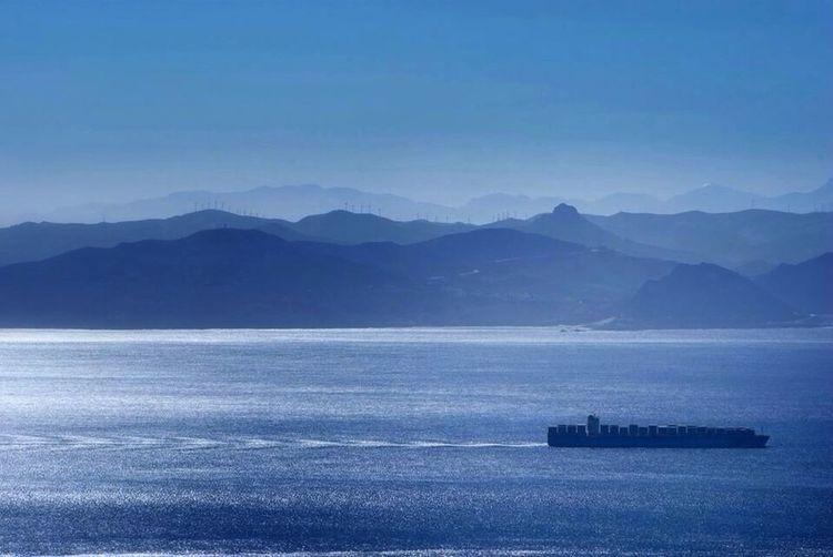 África EyeEm Best Shots Estrecho De Gibraltar Landscape Landscape_Collection