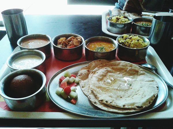 Food Indulgence Temptation Meal Punjabifood