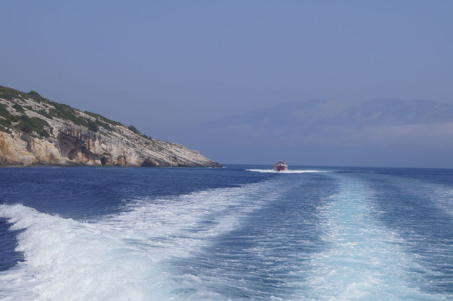Lifestyle Nature Vacations Zakynthos Beauty In Nature Greece Ionian Islands Scenics Sea Water