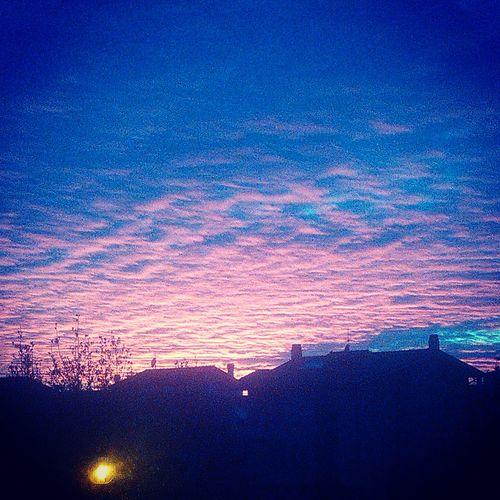 Sky Sky Home Red&blue Panorama