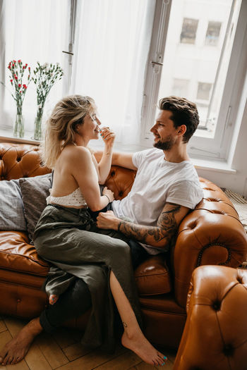 Couch Couple Happiness Happy Love Lovers Relationship Snuggles Best Friend Chill Comfort Couple - Relationship Couple In Love Couplegoals Cuddles Emotion Enjoying Life Feelings Home Interior Indoors  Lazy Lazy Sunday Lifestyles Man And Woman Relax