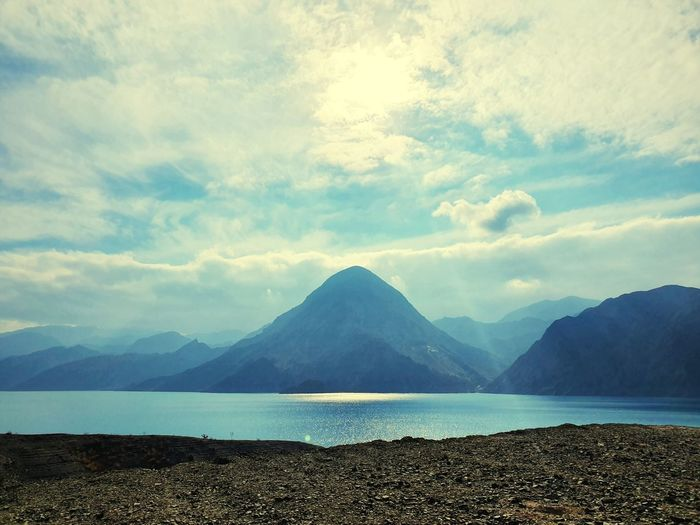 montañas Water