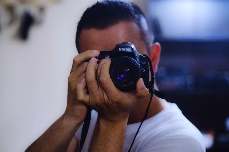 ThatsMe Nikor50mm Autoretrato