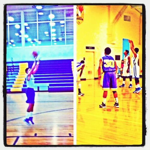 @teamball1 ball all day