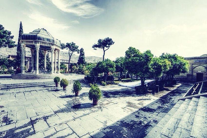 Hafez Shiraz, Iran Tomb Nafissis