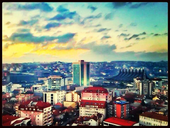 Prishtina city*.*