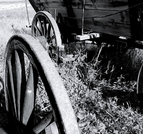 Wheels of old west wagon Lusk Wyoming LEGEND OF RAWHIDE 2nd Weekend In July United States Old Wagons Used Like In Old West Black And White