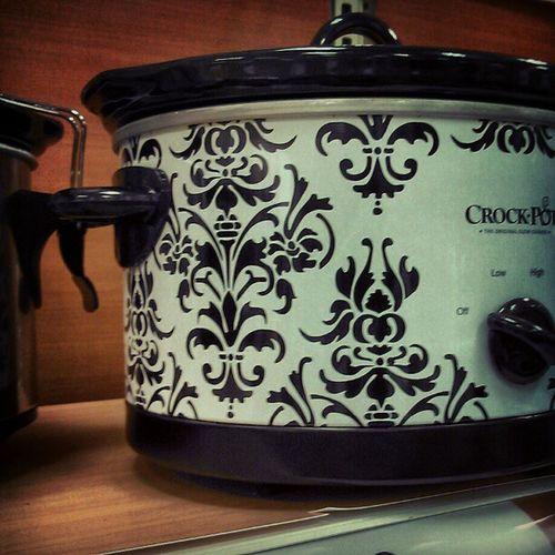 I think I need a new Crock Pot... Damaskmakeslifehappy