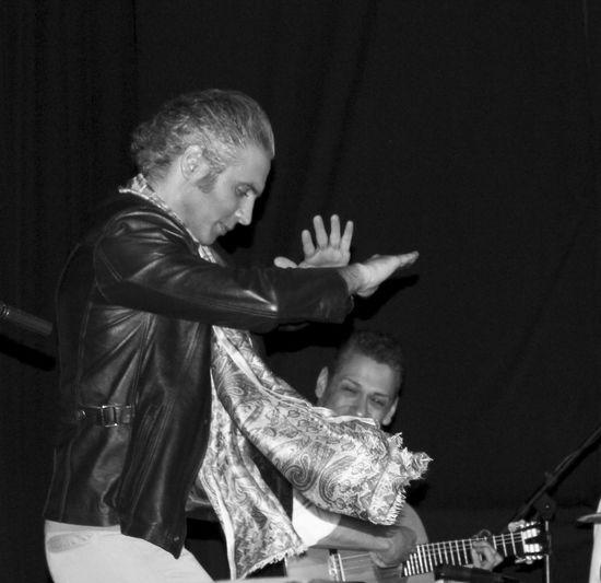 Adult Artista Cantante Flamencos Gitano  People Pitingo.