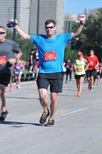 Chicago 13.1 Miles 1/2 Marathon Marathon