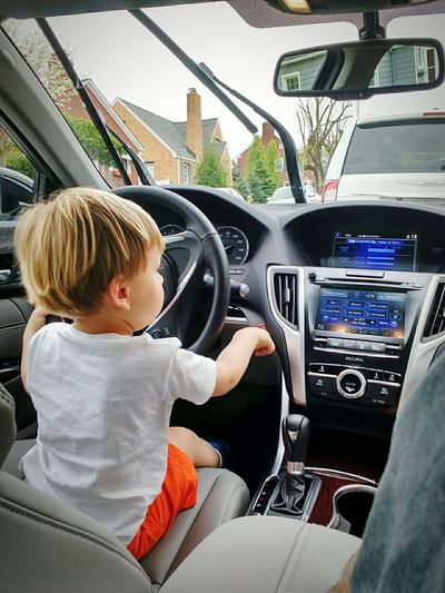 Adventure Club Behind The Wheel, Start Em YOUNG On The Way