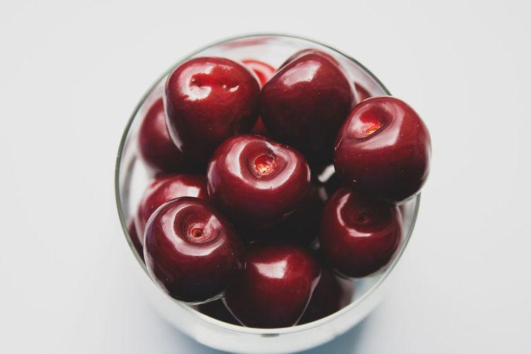 Czereśnie Nature Cherry Czereśnie Food Food And Drink Freshness Fruit Jwaniowska Lato No People Red Summer