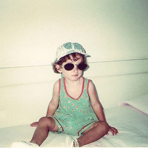 Day 12: throwback Lagalleriadiagosto Bulla Gi à Da  piccola little jess sweet occhiali molto yo