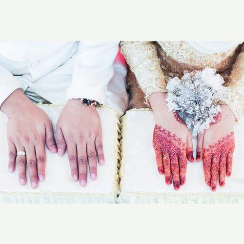 Selamat pengantin baru @afetz . Semoga berkekalan hingga ke syurga. Amin Afetz &july Omdem5