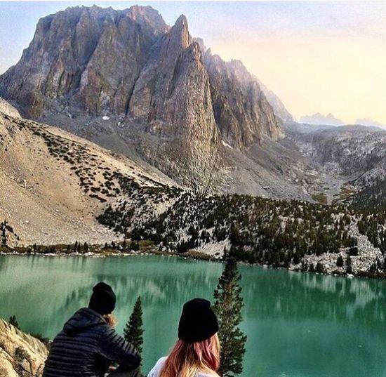 My Favorite Photo big pine, ca Big Pine Lakes Eastern Sierra Temple Crag Backpacking Hiking
